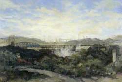 Baglan Bay Depot – The Swing Bridge