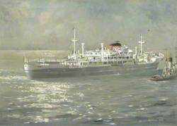 MV 'St Thomas' and 'St Essylt'