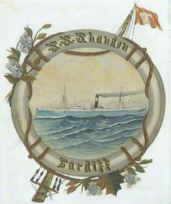SS 'Shandon', Cardiff