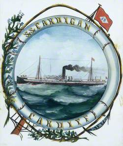 SS 'Cardigan', Cardiff