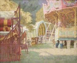 Fair, Lower Common Bath