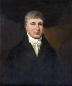 Reverend Jehoiada Brewer (1752–1818)
