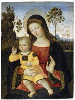 The Virgin and Child