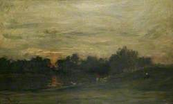 Landscape: Sunset