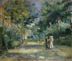 A Garden in Montmartre