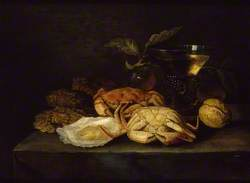 Still Life with Shell-fish