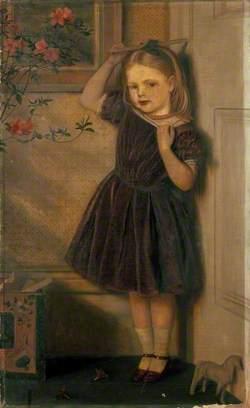 Cecily Ursula, aged three years