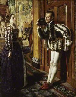 Katherine and Petruchio