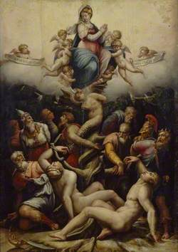 An Allegory of the Immaculate Conception