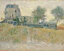 Restaurant de la Sirène, Asnières