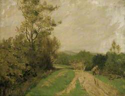 Scene on Otmoor