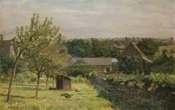 Landscape at Charlbury