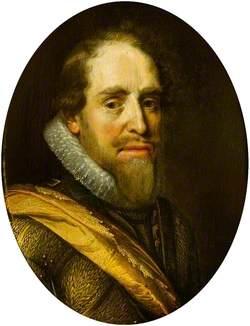 Prince Mauritz of Nassau (1567–1625)