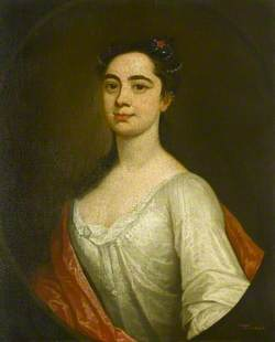Mrs Russell (1707–1764), Wife of Colonel Charles Russell (1701–1754)