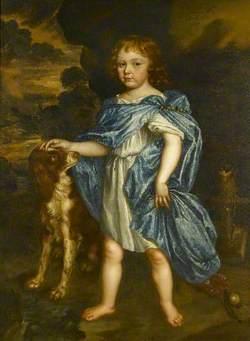 Digby Gerard, When a Boy