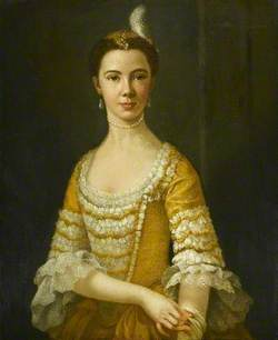 Mary Russell (d.1813), Daughter of Colonel Charles Russell