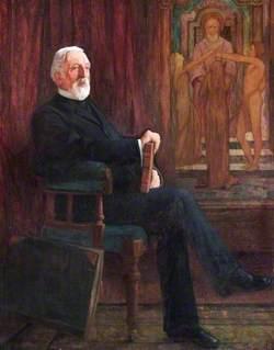 Alderman Henry Field Wilkins, Mayor of Chipping Norton (1836, 1853, 1861, 1868, 1874, 1876 & 1886)