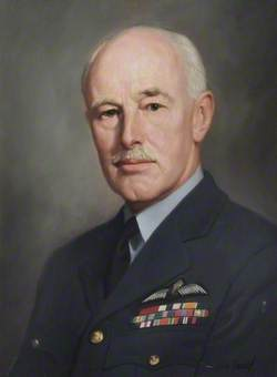 Air Vice-Marshal L. Darvall (1898–1968), CB, MC, Commandant (1951–1953)