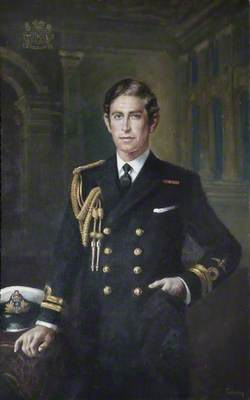 HRH The Prince of Wales (b.1948), RN