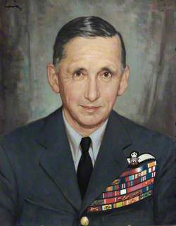 Marshal of the Royal Air Force, Lord Tedder of Glenguin (1890–1967), GCB, RA, DCL, LLD