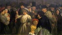 The Jumble Sale (Hendred Feast)