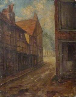 Bull Lane, High Wycombe, Buckinghamshire