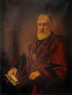 Mayor Daniel Clarke, CA, JP (1897–1898)