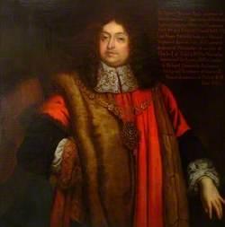 Sir Robert Vyner (1631–1688), Lord Mayor of London (1674–1675)