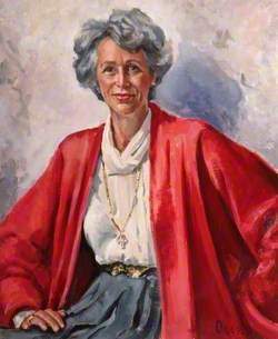 Mrs Gillian Miscampbell (b.1935), OBE