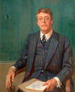 John Stevenson, Esq. (1927–2006), LLB, Chief Executive of the County Council (1974–1980)