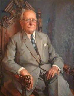 Sir Aubrey Ward (1899–1987)