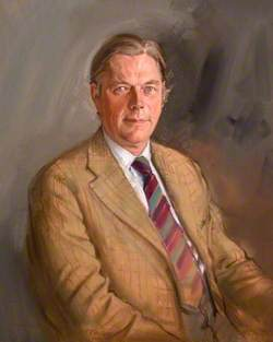 Roger Parker-Jervis (b.1931), Chairman of Buckinghamshire County Council (1981–1985)