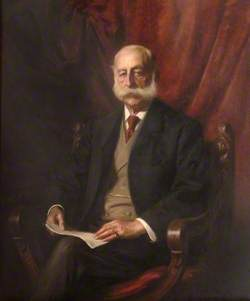 The Right Honourable Thomas Francis (1830–1918), 2nd Baron Cottesloe