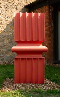 Romanesque Pillar