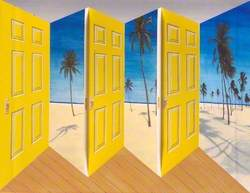 Palm Doors