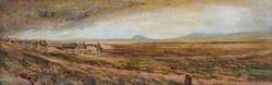 Riders in a Landscape