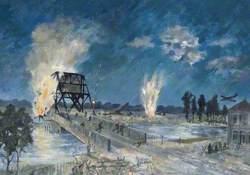 The Capture of Bénouville Bridge, Normandy, France, 1944