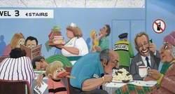 Canteen Scene