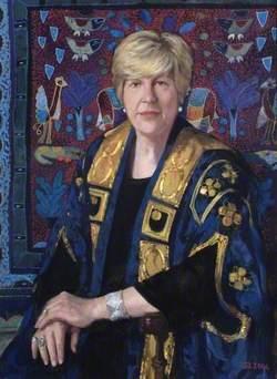 Professor Brenda Gourley, Vice-Chancellor (2002)
