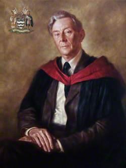 E. J. S. Parson, Chairman of Vale of White Horse District Council (1973–1977)