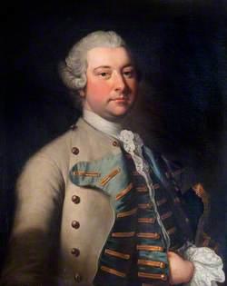 Sir Peircy Brett (1709–1781)