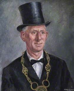 'Lew' Stroud, Mock Mayor of Old Woodstock (1953–1955)
