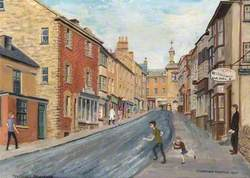 New Street, Chipping Norton, Oxfordshire