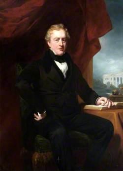 Richard Benyon de Beauvoir (1770–1854)