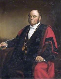 Portrait of a Mayor of Windsor