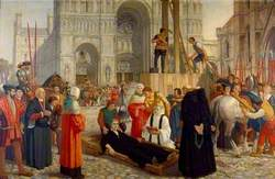The Martyrdom of Hugh Faringdon, Last Abbot of Reading, 15 November 1539