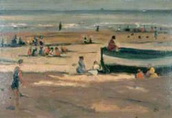 Beach at Sandwich, Kent
