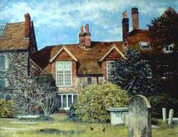 St Laurence's Vicarage, Reading, Berkshire