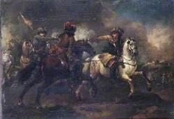 Battle Scene