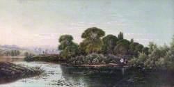 Near Hurley-on-Thames, Berkshire